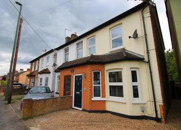 3 bed semi-detached house for sale in Frimley Road, Ash Vale, Aldershot GU12