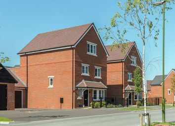 "Thumbnail 4 bed detached house for sale in ""The Chichester Madeley B"" at Shopwhyke Road, Chichester"