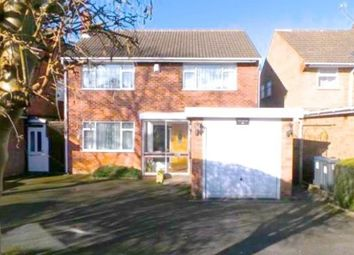 Thumbnail 4 bed detached house to rent in Honeyborne Road, Sutton Coldfield
