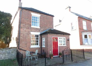 2 bed end terrace house for sale in Main Street, Long Whatton, Loughborough LE12
