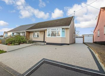 Thumbnail 2 bed semi-detached bungalow for sale in Noak Hill Road, Billericay