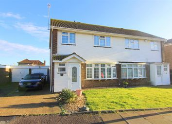 Thumbnail 3 bed semi-detached house for sale in Fishermans Walk, Shoreham-By-Sea