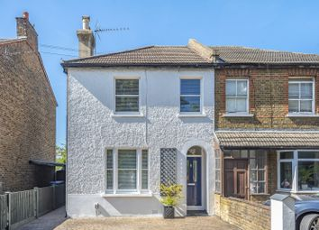 Thumbnail 3 bed semi-detached house for sale in Chestnut Grove, New Malden