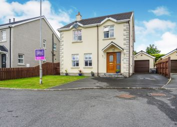 Thumbnail 3 bed detached house for sale in Cumber Park, Ballynahinch