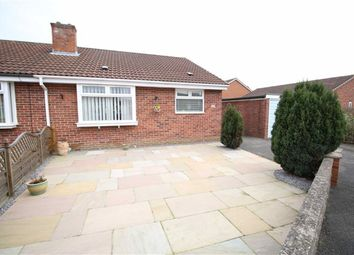 Thumbnail 2 bed semi-detached bungalow for sale in Marigold Court, Darlington