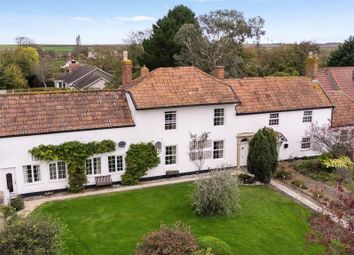 Thumbnail 4 bed end terrace house for sale in Burton, Stogursey, Bridgwater, Somerset