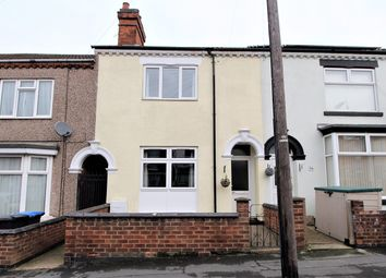 Thumbnail 3 bed terraced house for sale in Avenue Road, New Bilton, Rugby