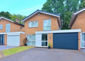 Thumbnail 3 bed link-detached house for sale in Christchurch Close, Edgbaston, Birmingham