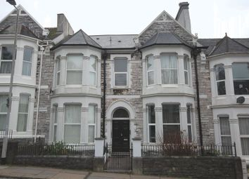 Thumbnail 1 bed flat for sale in Sutherland Road, Mutley, Plymouth