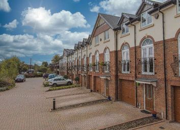 Thumbnail 4 bed terraced house for sale in The Carriages, Wilmslow