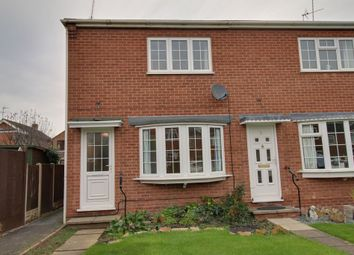 Thumbnail 2 bed end terrace house to rent in Sunlea Crescent, Stapleford, Nottingham