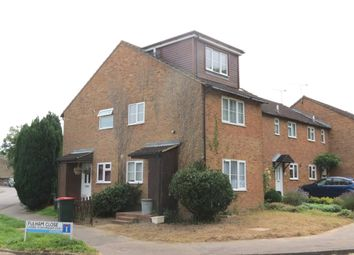 Thumbnail 2 bed end terrace house to rent in Fulham Close, Broadfield, Crawley