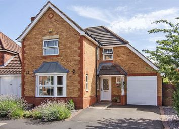 Thumbnail 4 bed detached house for sale in Mallard Way, Penkridge, Stafford