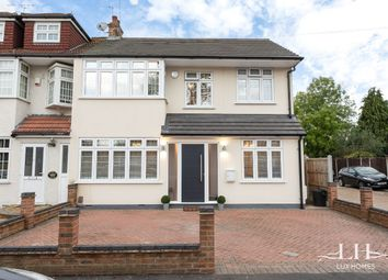 Thumbnail 4 bed end terrace house for sale in Macdonald Avenue, Hornchurch