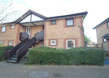 Thumbnail 1 bed maisonette to rent in Wheatcroft Close, Beanhill, Milton Keynes