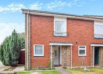 Thumbnail 2 bed end terrace house for sale in Southwood Close, Worcester Park