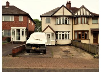 Thumbnail 3 bed semi-detached house for sale in Alfred Street, Kings Heath, Birmingham