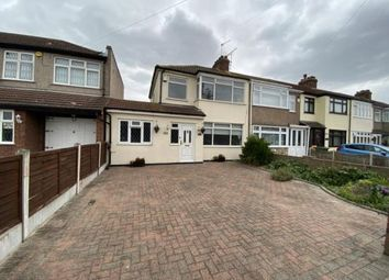 Thumbnail 4 bed end terrace house for sale in Upper Rainham Road, Hornchurch