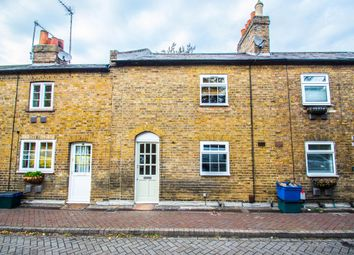 Thumbnail 2 bedroom terraced house to rent in Hertingfordbury Road, Hertford