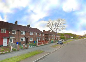 Thumbnail 3 bed terraced house for sale in Royal Oak Road, Baguley, Manchester, Greater Manchester