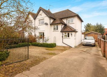 Thumbnail 3 bed semi-detached house for sale in White Horse, Uffington, Faringdon
