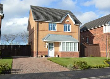 Thumbnail 3 bed detached house for sale in Rodger Way, Cleland, Motherwell