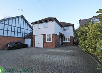 Thumbnail 4 bed detached house for sale in Wheelers Green, Middle Street, Nazeing, Waltham Abbey