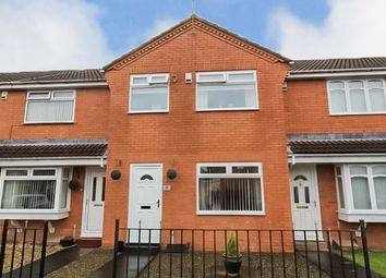 Thumbnail 3 bed terraced house for sale in Drybeck Court, Cramlington