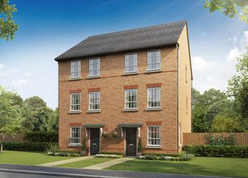 "Thumbnail 3 bedroom semi-detached house for sale in ""Faversham"" at Rykneld Road, Littleover, Derby"