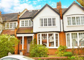 Thumbnail 4 bed terraced house for sale in Etheldene Avenue, Muswell Hill, London