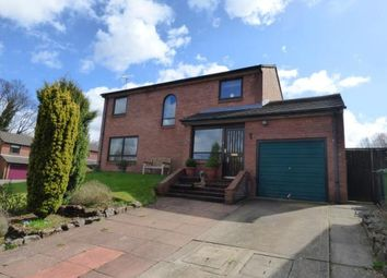 Thumbnail 4 bed detached house for sale in Showfield, Brampton, Cumbria