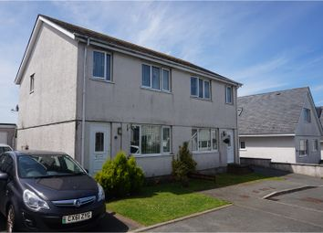 Thumbnail 3 bed semi-detached house for sale in Tyn Rhos Estate, Penysarn