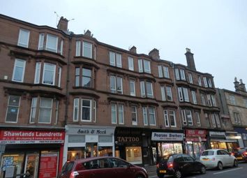 Thumbnail 1 bedroom flat to rent in Queens Park, Pollokshaws Road, Shawlands, Glasgow