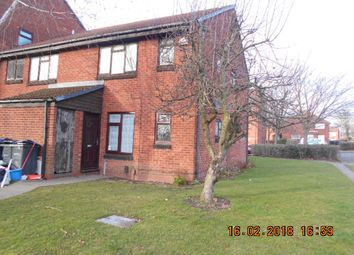 Thumbnail 1 bed flat for sale in Bolton Road, Small Heath
