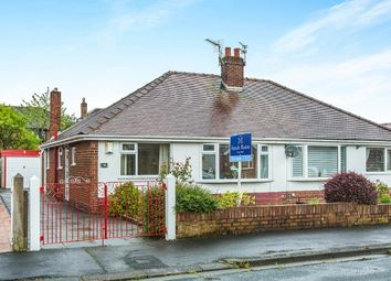 Thumbnail 2 bedroom bungalow for sale in Moorland Avenue, Ribbleton, Preston