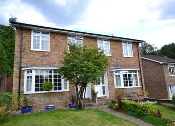 Thumbnail 3 bed semi-detached house for sale in Parkwood Close, Tunbridge Wells, Kent