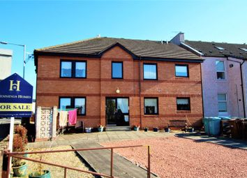 Thumbnail 2 bed flat for sale in Gavin Street, Motherwell