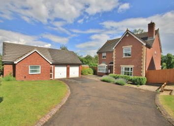 Thumbnail 5 bed detached house for sale in Rudhall Meadow, Rudhall, Ross On Wye