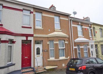 Thumbnail 2 bed terraced house for sale in St Aubyn Avenue, Keyham, Plymouth, Devon