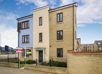 Thumbnail 4 bed end terrace house to rent in Ash Tree Lane, St. Neots