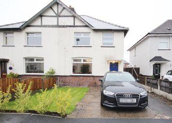 Thumbnail 3 bed semi-detached house for sale in Park Avenue, Golborne, Warrington