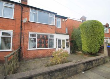 Thumbnail 3 bed semi-detached house for sale in Lindsay Avenue, Swinton, Manchester
