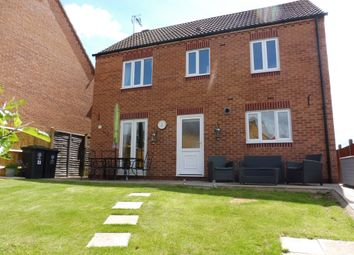 Thumbnail 4 bed detached house for sale in Weighbridge Way, Raunds, Wellingborough