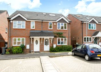 Thumbnail 4 bed semi-detached house for sale in Manor Way, Croxley Green, Rickmansworth, Hertfordshire
