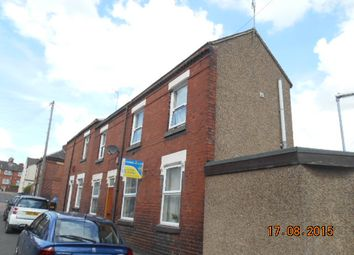 Thumbnail 1 bed flat for sale in Evans Street, Burslem