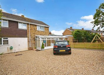 Thumbnail 3 bed end terrace house for sale in Churchway, Haddenham, Aylesbury