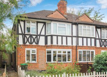 Thumbnail 2 bed maisonette for sale in Gordon Road, Surbiton