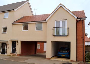 Thumbnail 2 bedroom property to rent in Tiree Court, Newton Leys, Milton Keynes MK35Fd