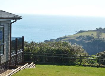 Thumbnail 2 bed lodge for sale in Brixham