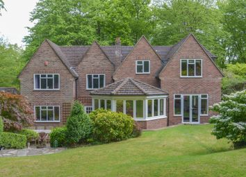 Thumbnail 5 bedroom detached house for sale in Firs Walk, Tewin Wood